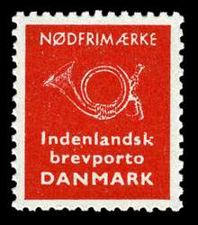 In 1963 at the height of the Cold War the Danish Post Office working with civil defense authorities created a secret  Emergency St&  (Nødfrimærke) ...  sc 1 st  Jay Smith u0026 Associates & Jay Smith u0026 Associates: Denmark: Specialized Stamps: Cold War ...