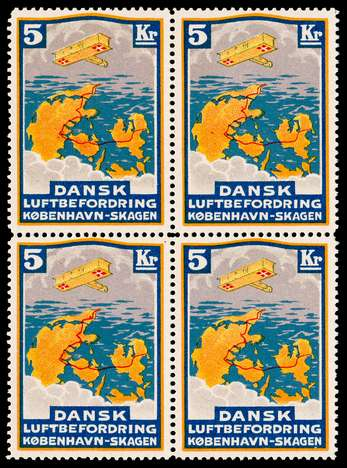 map of denmark during wwii. flags and map of Denmark