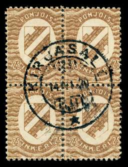 Jay Smith & Associates: Finland: New Arrivals: Stamps