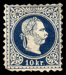 Jay Smith & Associates: World: Europe: Austria - Stamps 1850